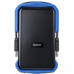 Hard disk portabil Apacer AC631 1TB, USB 3.0, 2.5inch, Black-Blue