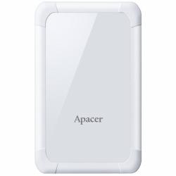 Hard disk portabil Apacer Shockproof AC532 1TB, USB 3.0, 2.5 inch,  White