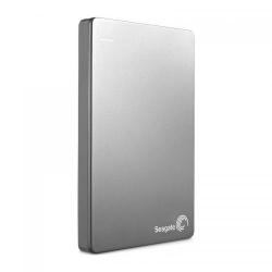 Hard Disk Portabil Seagate Backup Plus 1TB, silver, USB3.0