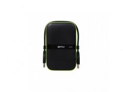 Hard Disk portabil Silicon Power Armor A60 1TB, USB 3.1, 2.5 inch, Black
