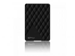 Hard disk portabil Silicon Power Diamond D06 1TB, USB 3.0, 2.5inch, Black