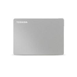 Hard Disk portabil Toshiba Canvio Flex, 1TB, Silver