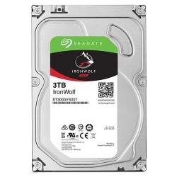 Hard Disk Seagate IronWolf, 3TB, SATA3, 3.5inch