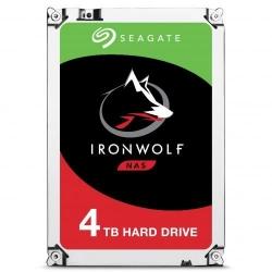 Hard Disk Seagate IronWolf, 4TB, SATA3, 3.5inch