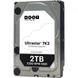 Hard disk server HGST Ultrastar 7K2 2TB, SATA3, 128MB, 3.5inch