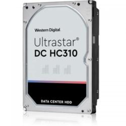 Hard Disk Server Western Digital Ultrastar DC HC310, 6TB, SATA, 3.5inch