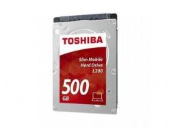 Hard Disk Toshiba L200, 500GB, SATA3, 2.5inch