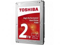 Hard Disk Toshiba P300 2TB, SATA3, 64MB, 3.5inch, Box