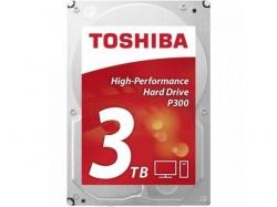 Hard Disk Toshiba P300 3TB, SATA3, 64MB, 3.5inch, Box