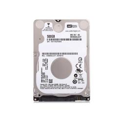 Hard Disk Western Digital AV-25 500GB, SATA, 16MB, 2.5inch