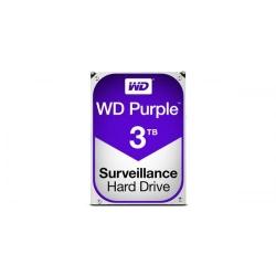 Hard Disk Western Digital Purple 3TB, SATA3, 64MB, 3.5inch