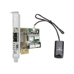 HP Smart Array P431/2GB FBWC 12Gb 2-ports Ext SAS Controller