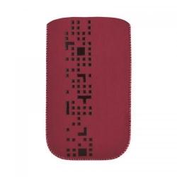 Husa de protectie 4World 07833 pentru telefoane clasice, Pink
