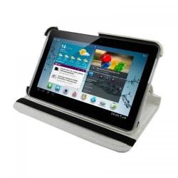 Husa de protectie 4World pentru Galaxy Tab 2 de 7inch, White