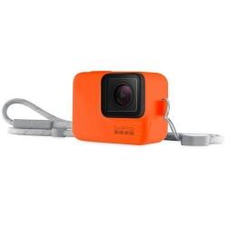 Husa de protectie GoPro cu snur pentru Hero 7, Pink