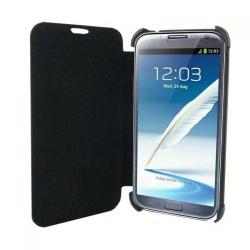 Husa protectie 4World Slim 09142, pentru Galaxy Note 2, 5.5inch, Black