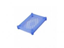 Husa protectie silicon HDD Logilink UA0134, 2.5inch, Blue