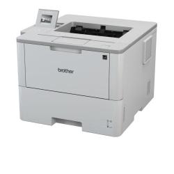 Imprimanta Refurbished Laser Monocrom Brother HL-L6300DW, Duplex, A4, 48ppm, 1200 x 1200 dpi, Wireless, Retea, USB - 37421