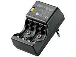 Incarcator Ni-MH/Ni-Cd 4xAA/AAA 2x9V PSUP-MW3288-BX