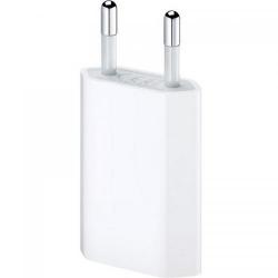 Incarcator retea Apple, 1x USB, 1A, White