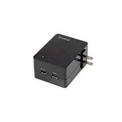 Incarcator retea Orico, 2x USB, 2.1A, Black