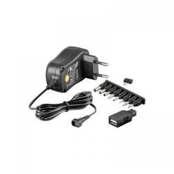 Incarcator retea Techly Universal 301931, 1A, 12W , Black