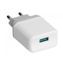 Incarcator retea Tracer, 1x USB, White
