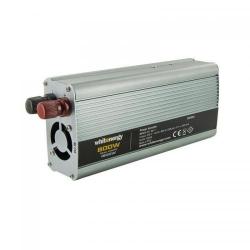 Invertor tensiune Whitenergy 06586 DC/AC de la 24V DC la 230V AC 800W, USB