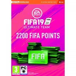 Joc Electronic Arts FIFA 19 2200 FUT Points pentru Nintendo PC