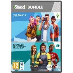 Joc Electronic Arts The Sims 4 + Discover University Bundle pentru PC