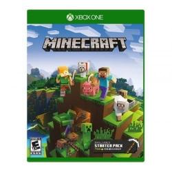 Joc Minecraft Starter Collection pentru Xbox One