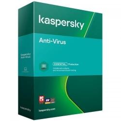 Kaspersky Anti-Virus, Eastern Europe Edition, 3Device/1Year, Base Retail