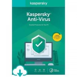 Kaspersky Anti-Virus, Eastern Europe Edition, 5Device/1Year, Base Electronic