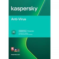 Kaspersky Anti-Virus, Eastern Europe Edition, 5Device/1Year, Renewal Electronic
