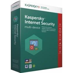 Kaspersky Internet Security Multi-Device European Edition, 5Device / 1year, Renew Electronic