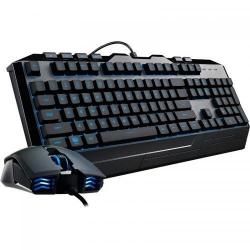 Kit CoolerMaster Devastator 3 Tastatura RGB, USB, Black + Mouse optic RGB, USB, Black