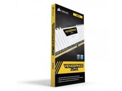Kit Memorie Corsair Vengeance LPX White 16GB, DDR4-3200MHz, CL16, Dual Channel