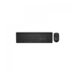 Kit Wireless Dell KM636 - Tastatura, USB, Black + Mouse Optic, USB, Black
