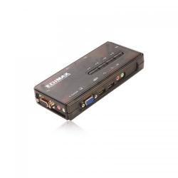 KVM Edimax EK-UAK4 4 x port, USB