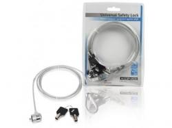 Lacat PC Konig + cablu 1.8M Konig ; Cod EAN: 5412810071272