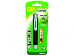 Lanterna DISCOVERY 1XR3 ULTRAALCALINE Led GP; Cod EAN: 4891199140983