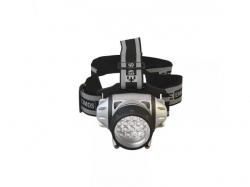Lanterna pentru cap cu 18+2 x 5mm LED alimentare 3x R03 TORCH-P3509/3AAA