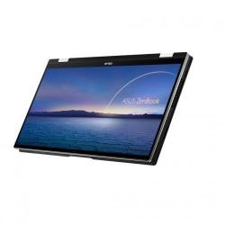 Laptop 2-in-1 ASUS ZenBook Flip 15 UX564PH-EZ003R, Intel Core i7-11370H, 15.6inch Touch, RAM 16GB, SSD 1TB, nVidia GeForce GTX 1650 Max-Q 4GB, Windows 10 Pro, Mineral Grey