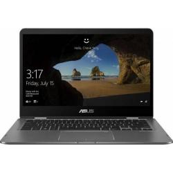 Laptop 2-in-1 Asus ZenBook UX461FA-E1010R, Intel Core i5-8250U, 14inch, RAM 8GB, SSD 256GB, Intel HD Graphics 620, Windows 10 Pro, Grey