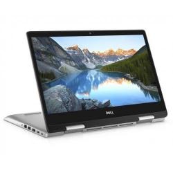 Laptop 2-in-1 Dell Inspiron 5491, Intel Core i5-10210U, 14inch Touch, RAM 8GB, SSD 512GB, Intel UHD Graphics, Windows 10, Platinum Silver