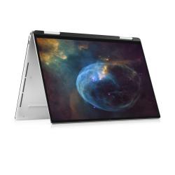 Laptop 2 in 1 Dell XPS 13 (7390), Intel Core i5-8350U, 13.3inch Touch, RAM 8GB, SSD 256GB, Intel UHD Graphics 620, Windows 10 Pro, Silver