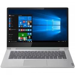 Laptop 2-in-1 Lenovo IdeaPad C340Touch, Intel Core i7-1065G7, 15.6inch Touch, RAM 8GB, SSD 1TB, Intel Iris Plus Graphics, Windows 10, Platinum