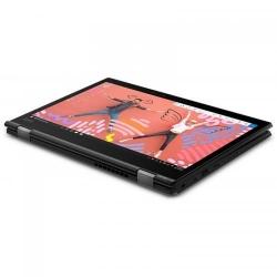 Laptop 2-in-1 Lenovo ThinkPad L390 Yoga, Intel Core i7-8565U, 13.3inch, RAM 8GB, SSD 512GB, Intel UHD Graphics 620, Windows 10 Pro, Black