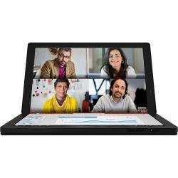 Laptop 2-in-1 Lenovo ThinkPad X1 Fold Gen 1, Intel Core i5-L16G7, 13.3inch Touch, RAM 8GB, SSD 256GB, Intel UHD Graphics, Windows 10 Pro, Black