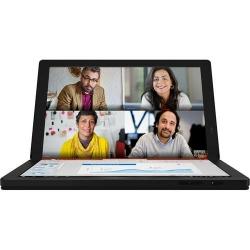 Laptop 2-in-1 Lenovo ThinkPad X1 Fold Gen 1, Intel Core i5-L16G7, 13.3inch Touch, RAM 8GB, SSD 512GB, Intel UHD Graphics, Windows 10 Pro, Black